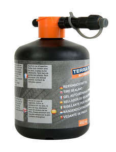 TERRA-S Pressure-Resistant Bottle 450 ml