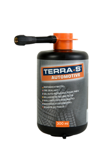TERRA-S Pressure-Resistant Bottle 300 ml