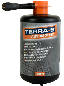 TERRA-S Pressure-Resistant Bottle 600 ml
