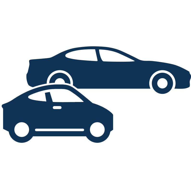 Small and Mid-Sized Cars Icon